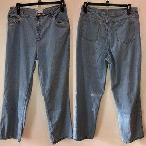 Venezia Woman Womens Size 16W Straight Jeans